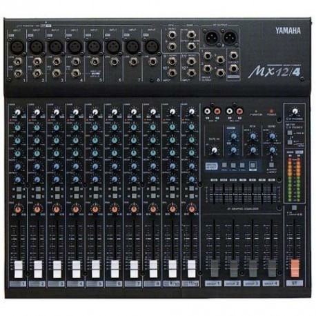 Pa Sales Tax >> Yamaha MX12/4 - AudioVisual & FX - HIRE